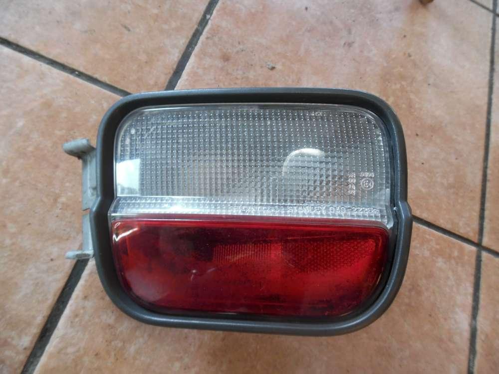 Honda CR-V Bj 2000 Blende Reflektor Signallicht für Stoßstange hinten Rechts