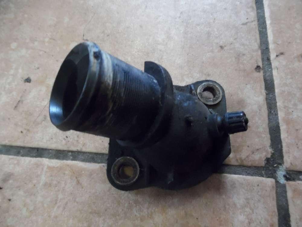 Fiat Ulysse 220 2,0 Bj:95 Kühlwasser Thermostatgehäuse Wasserflansch