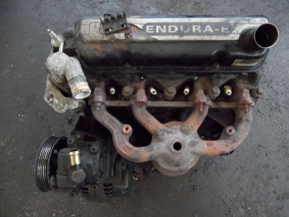 Motor Benzinmotor Ford Ka Bj:2010 1,2 ohne Anbauteile 51kw 43000 Km 96BM-6015AD