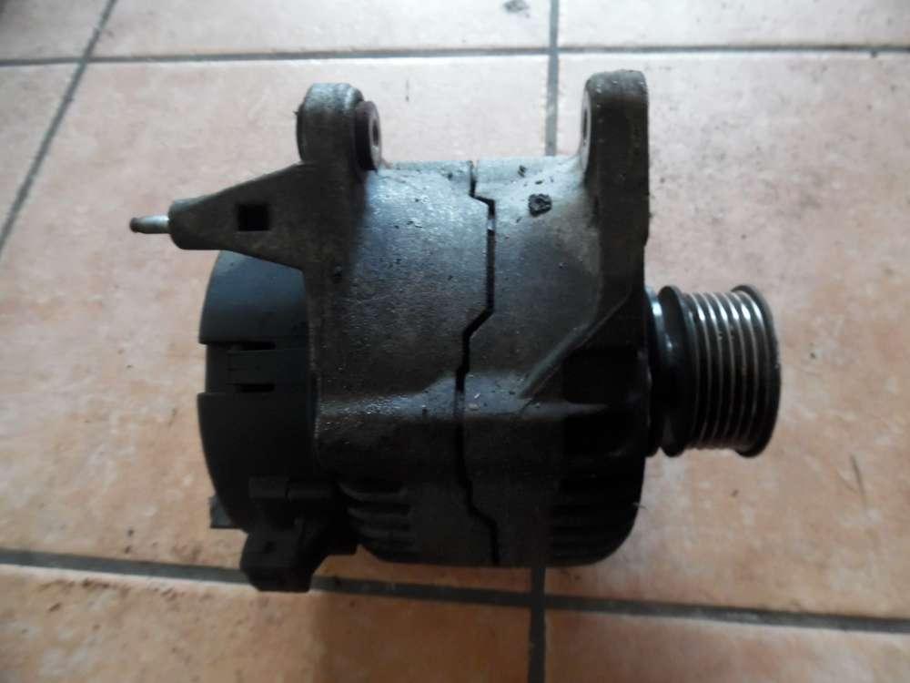 Audi A3 8L Bj:98 Lima Lichtmaschine 70A Bosch 0123310037