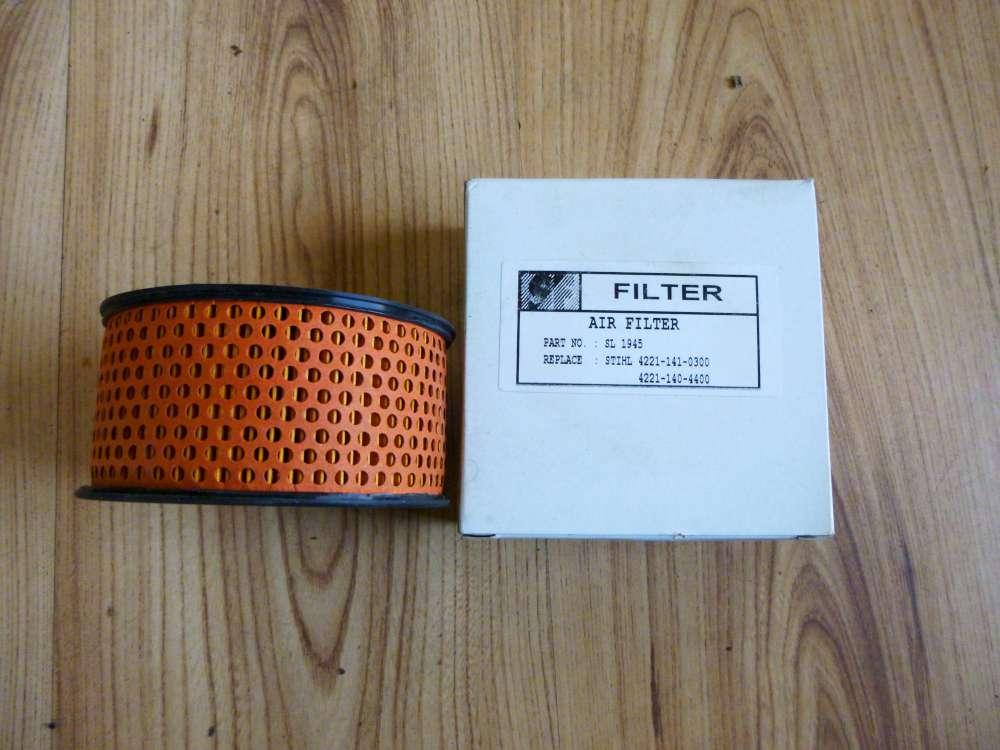 Filter Luftfilter Gartenland Hauptfilter für Stihl 4221-141-0300 / 4221-140-4400