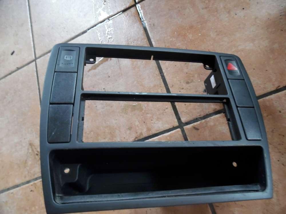 VW Passat Radioschacht Einbaurahmen Mittelkonsole 3B0858069K