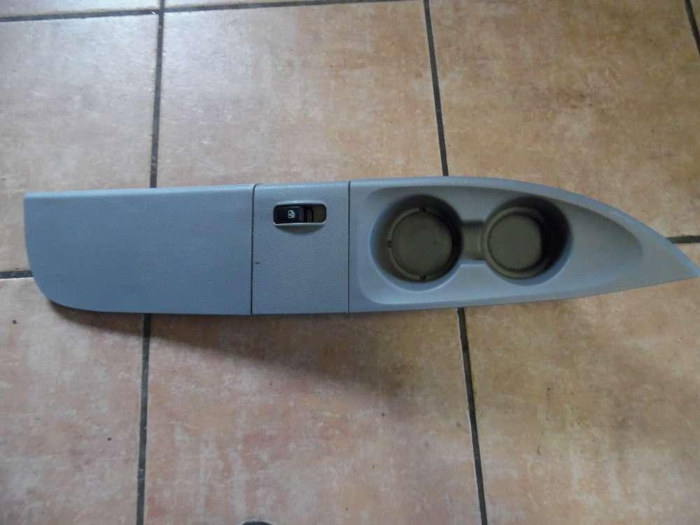 KIA Carnival Bj:2005 Getränkehalter Fensterheberschalter Hinten Rechts 0K53E66380A