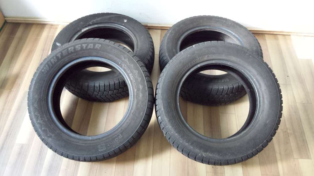 4 x Winterreifen Point S   M+S 195/65 R15 91T .
