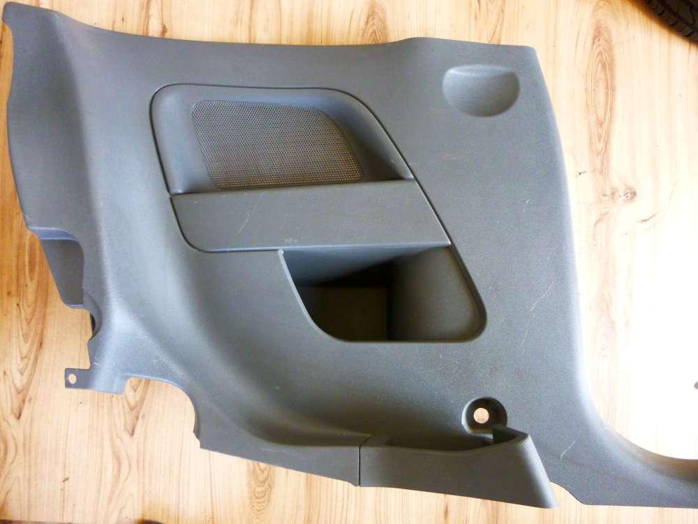 Ford Fiesta  Verkleidung Abdeckung Hinten Links 2S51-B31013