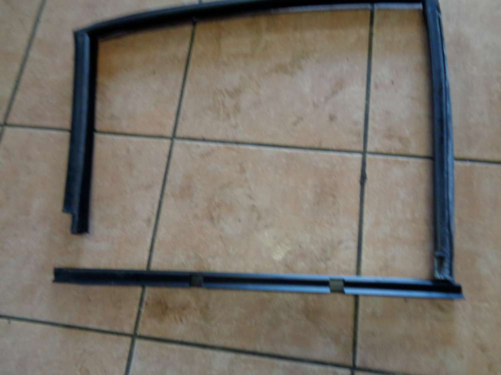 Seat Leon 1M 5 Türer Scheibengummi Fensterscheibe Hinten Links