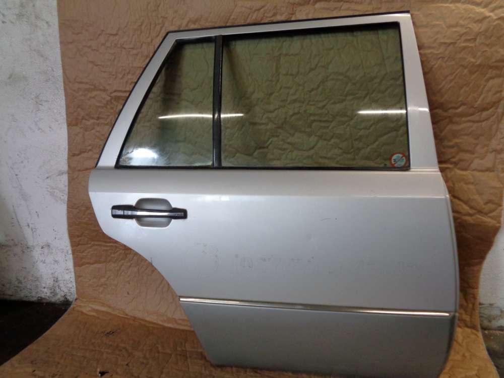 Mercedes Benz W124 Kombi E 5Türer Tür Hinten Rechts Silber