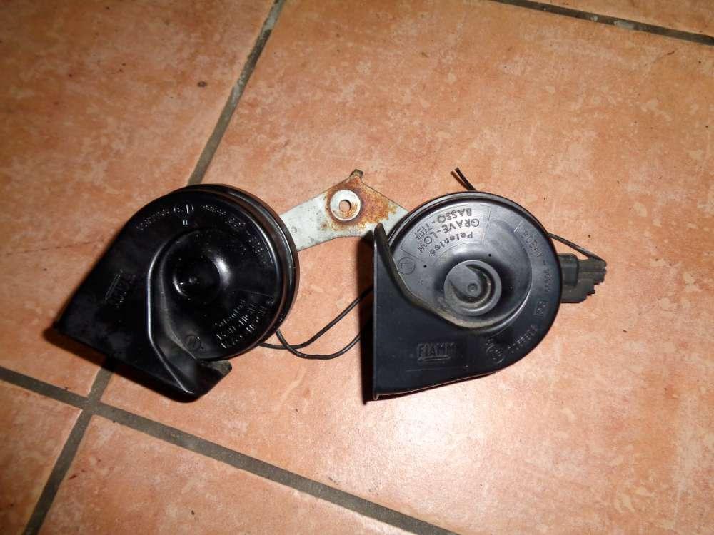 Ford Focus 1.8 TDCi Original Signalhorn Sirene Hupe 0055306