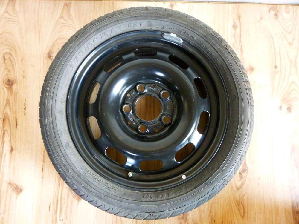 Original Mercedes Benz A-Klasse W168   A1684000702  5,5Jx15 ET54 195/50 R15 82T