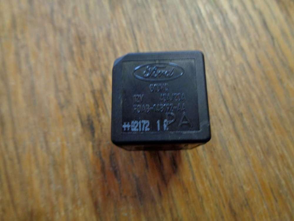 Ford Focus Original Relai Relay Relais F0AB-14B192-AA