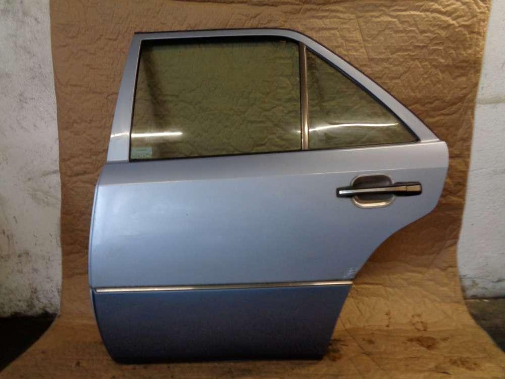 Mercedes Limousine W124 von:1991-bis:2002 Tür Hinten Links Hellblau