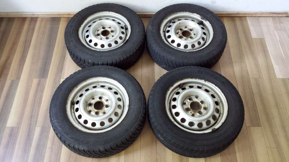 Winterreifen Stahlfelgen für Seat Ibiza  KBA 43785 175 / 70 R13 82T 5J x 13 ET : 38