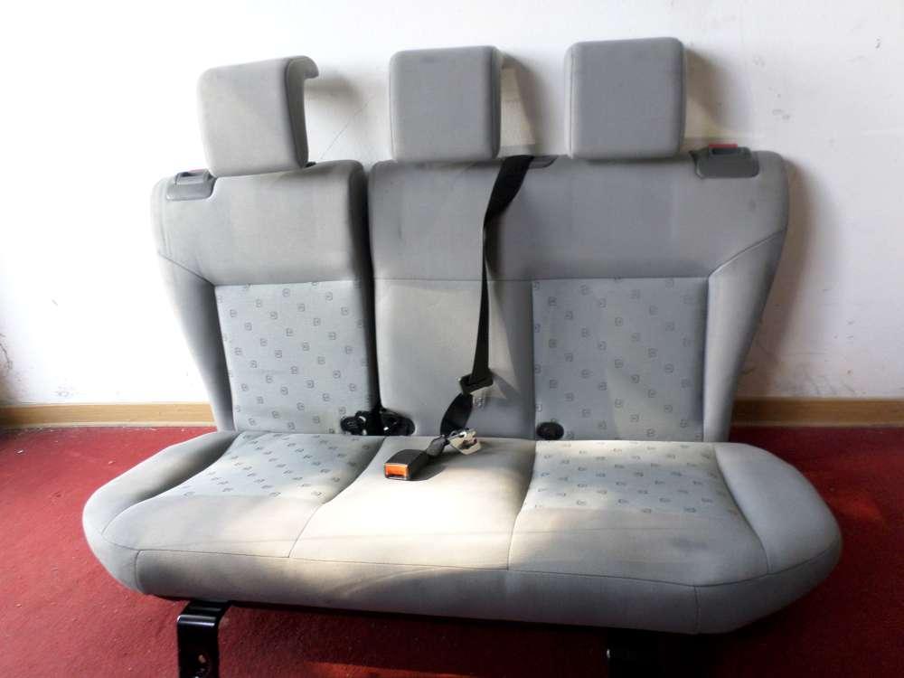 Ford Fiesta Rücksitzbank Sitzbank