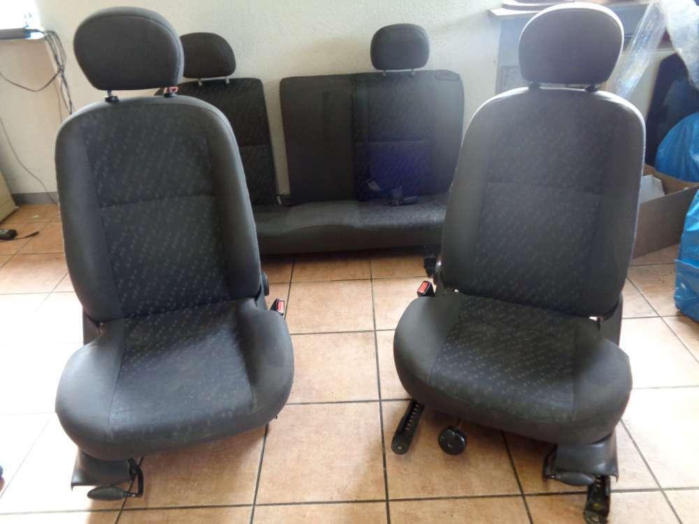 Ford Focus Kombi Bj:1999 Sitze Fahrersitz Beifahrersitz Rückbank Komplett