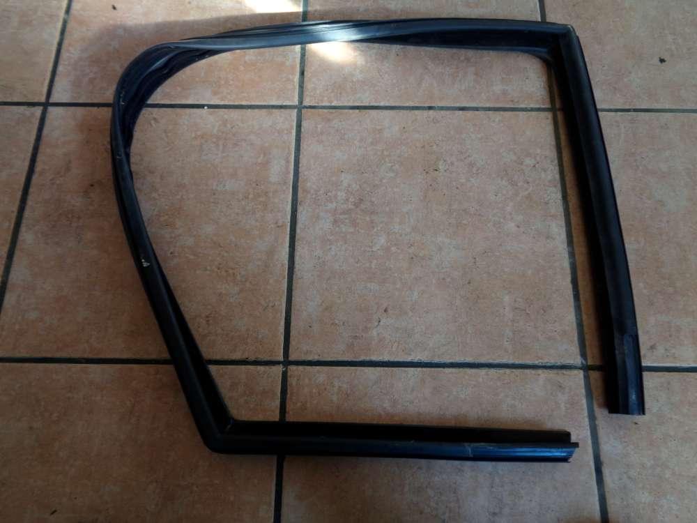 Ford ka Bj.2010 Original 3-Türer Fensterdichtung Scheibendichtung vorne links