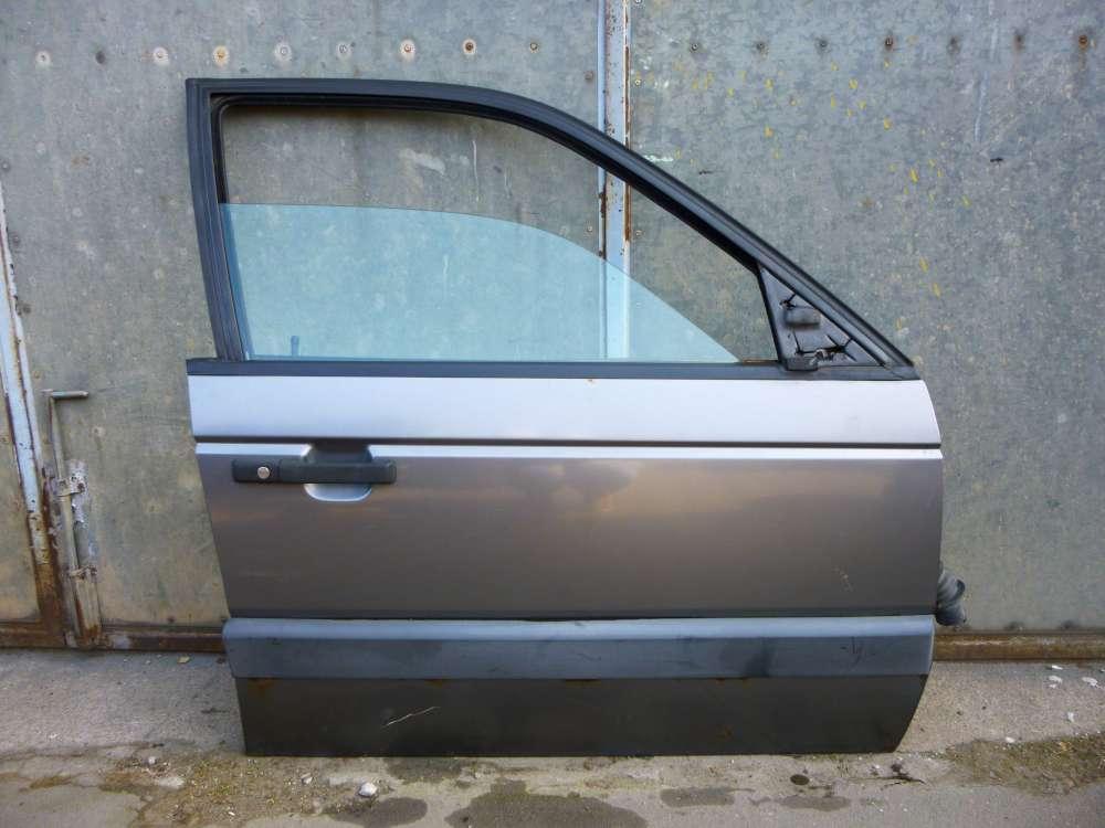 VW Passat 35i Variant Tür Beifahrertür Vorne Rechts von 1988 bis 1993 Farbe: Grau