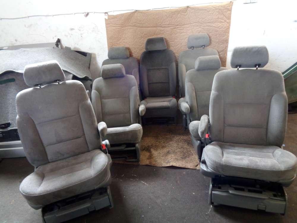 Lancia Zeta 2,0 Bj:1999 Komplett Sitze stoff Farbe Grau