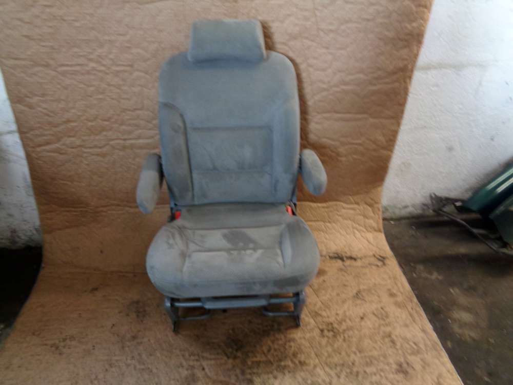 Lancia Zeta 2,0 Bj:1999 Sitz Hinten (1) Rechts stoff Farbe Grau
