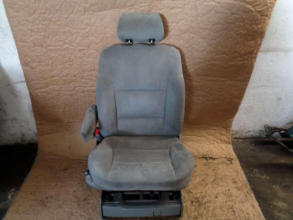 Lancia Zeta 2,0 Bj:1999 Sitz Fahrersitz Vorne Links stoff Farbe Grau