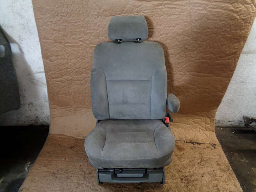 Lancia Zeta 2,0 Bj:1999 Sitz Beifahrersitz Vorne Rechts stoff Farbe Grau