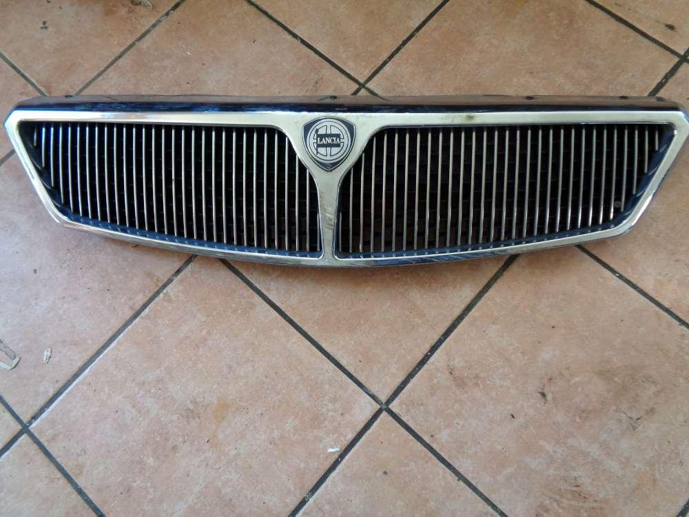 Lancia Zeta Bj:99 Frontgrill Kühlergrill Grill Chrom 1850873116 1462392077