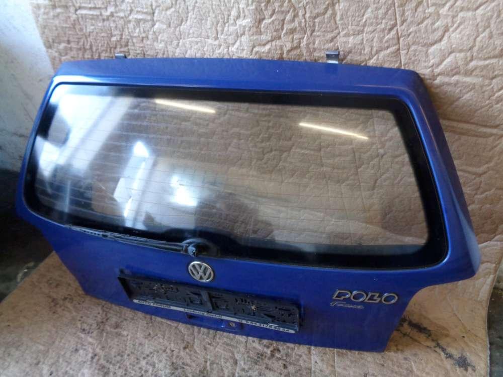 VW Polo 6N BJ:1997 3 Türer Heckklappe Blau
