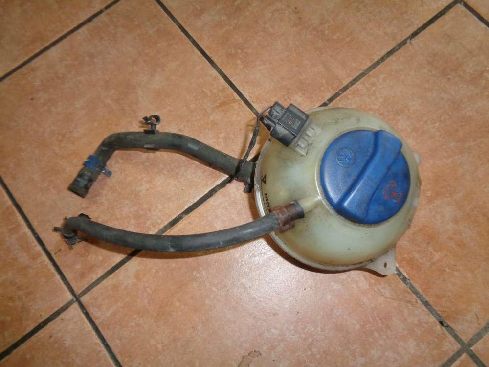 VW Polo 6N2 Original Kühlwasserausgleichsbehälter Ausgleichsbehälter 6N0121407A