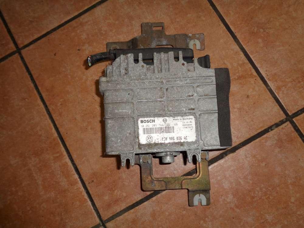 VW Polo 6N2 Original Motorsteuergerät 030906026AC