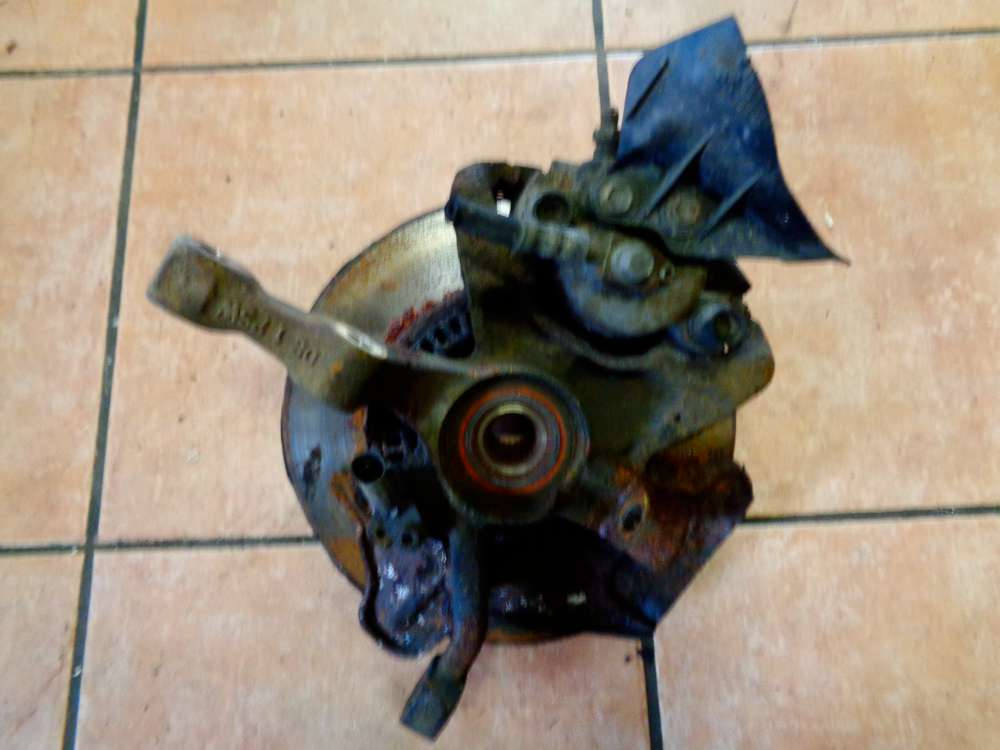 VW Polo 6N Bj:1997 Achsschenkel Radnabe Radlager Vorne Links
