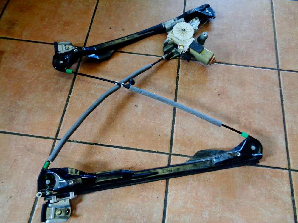 Ford Focus Kombi Bj:99 Fensterheber Gestänge Fensterhebermotor Vorne Links XS4123201