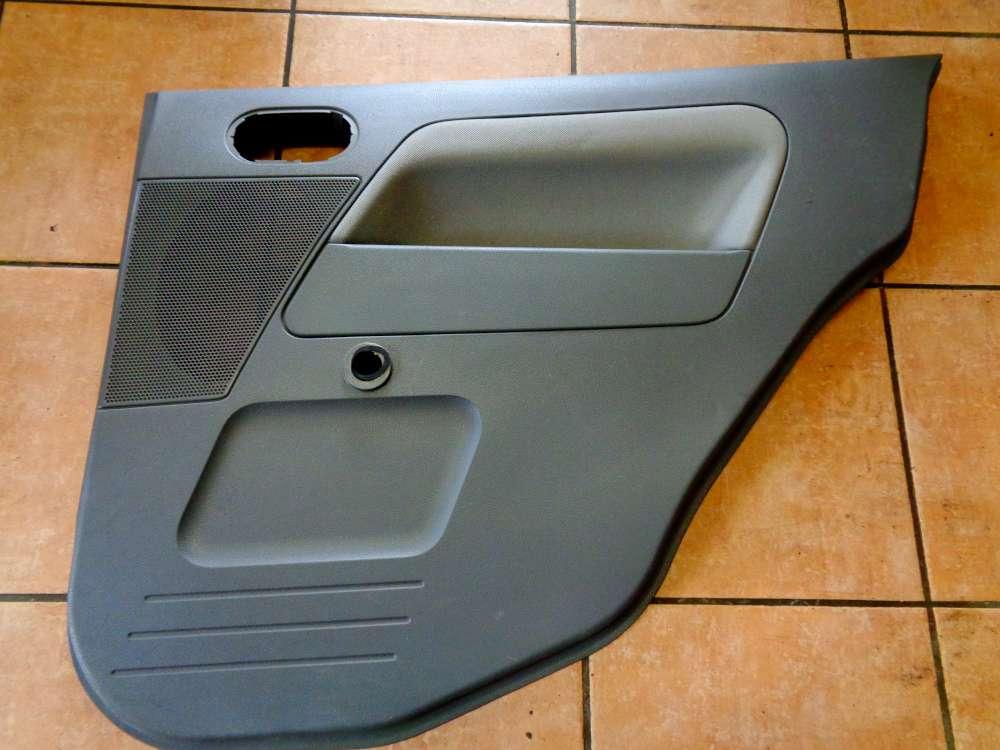Ford Fusion JU2 5-türig Bj:04 Türverkleidung Hinten Rechts 2N11-N27406-A