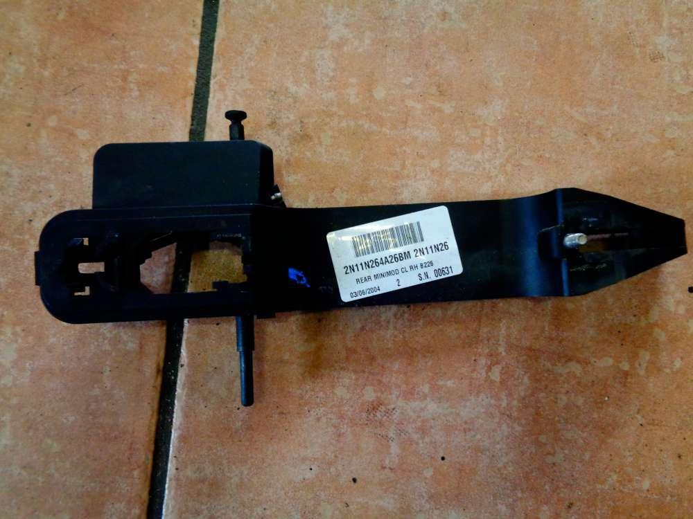 Ford Fusion JU2 5-türig Bj:04 Türgriff Hinten Rechts 2N11N264A26B