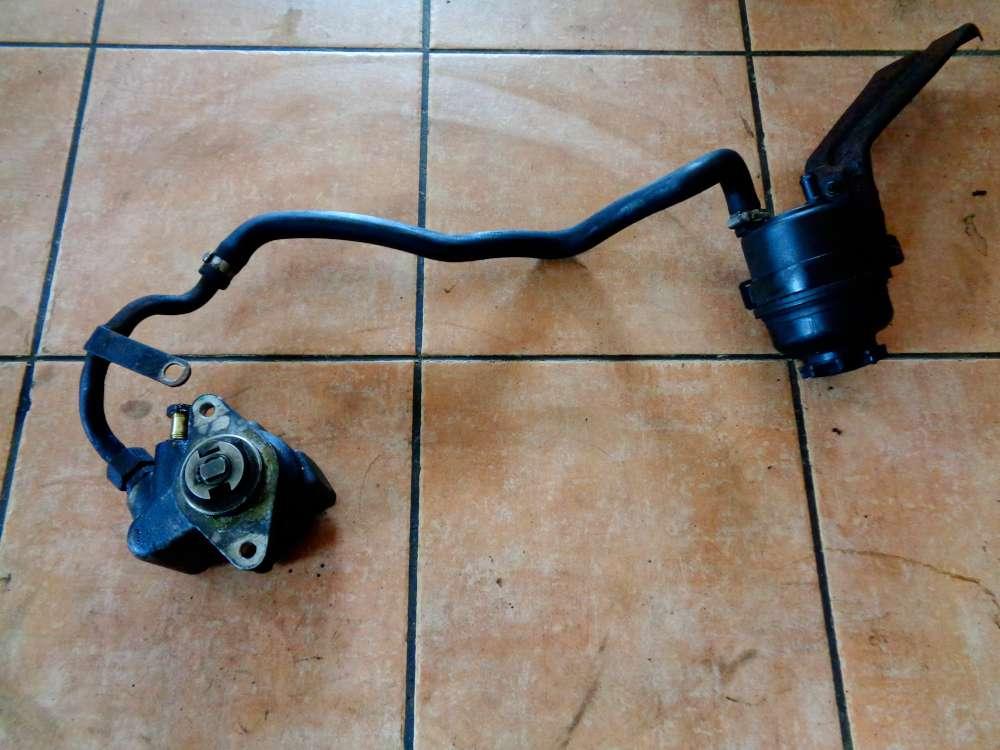 Fiat Ducato 2,5 TDI Bj:96 Pumpe Servolenkung Servopumpe mit Servoölbehälter 7684-955