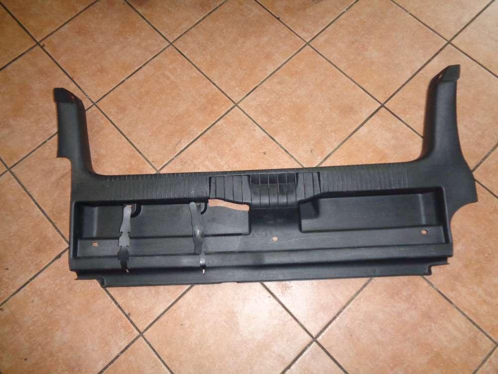 VW Polo 6N2 Original Kofferraumverkleidung Verkleidung Kofferraum Ladekante 6N0863459 A