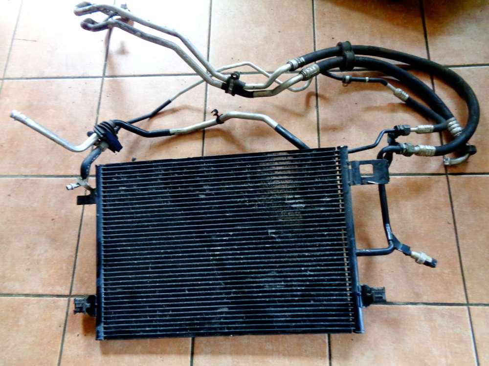 Audi A4 Bj:1998 Klimakühler Klimakondensator mit klimaschlauch 4B0260401F