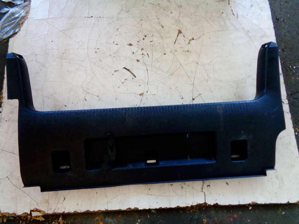 VW Polo 6N2 Bj:2000 Verkleidung Kofferraum Ladekante Schlossträger 6N0863459L