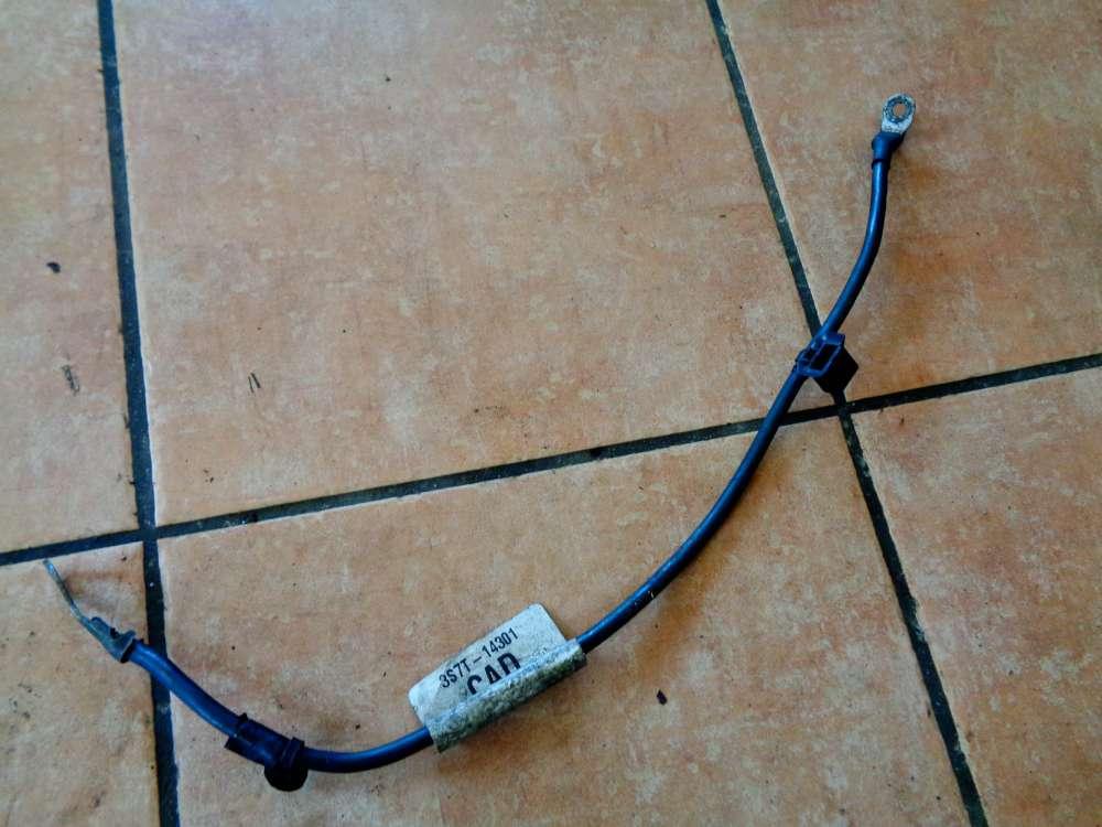 Ford Mondeo MK3 BWY Bj:2002 Kabelbaum Batterie pluskabel Minuskabel 3S7T14301