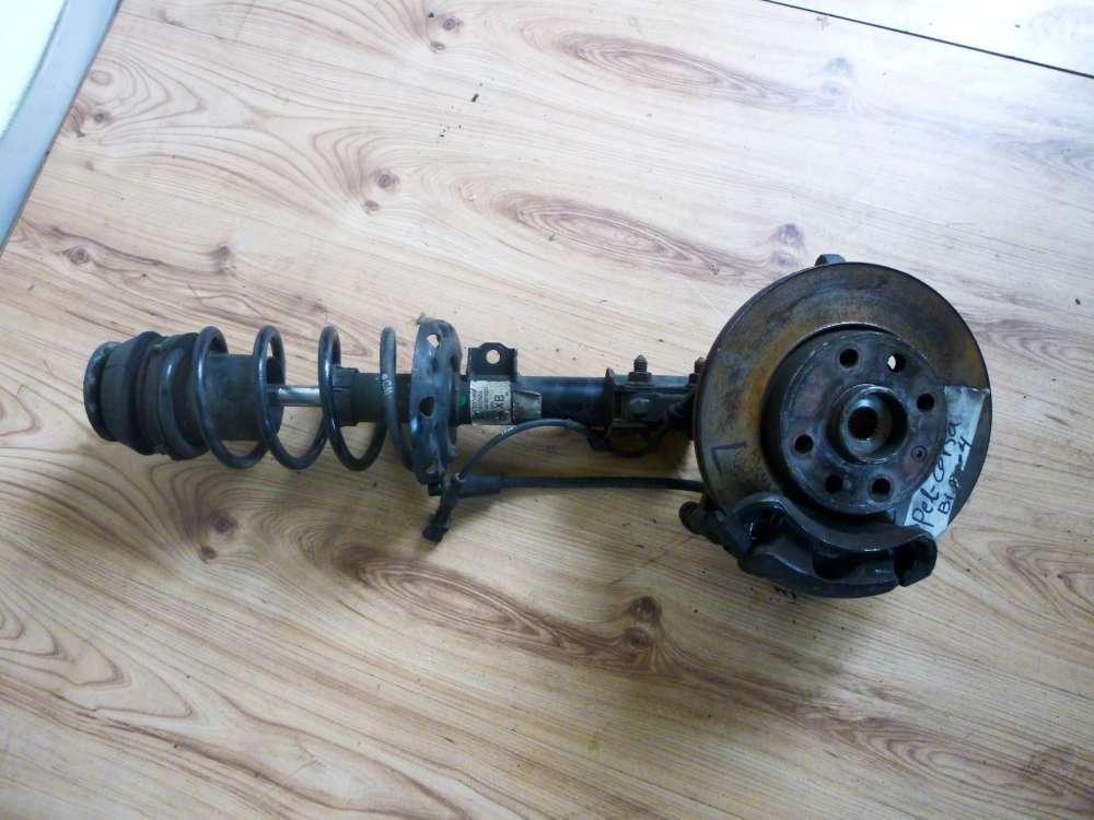 Opel Corsa Bj04 Stoßdämpfer Federbein Vorne Links  463016733/Achsschenk Radnabe