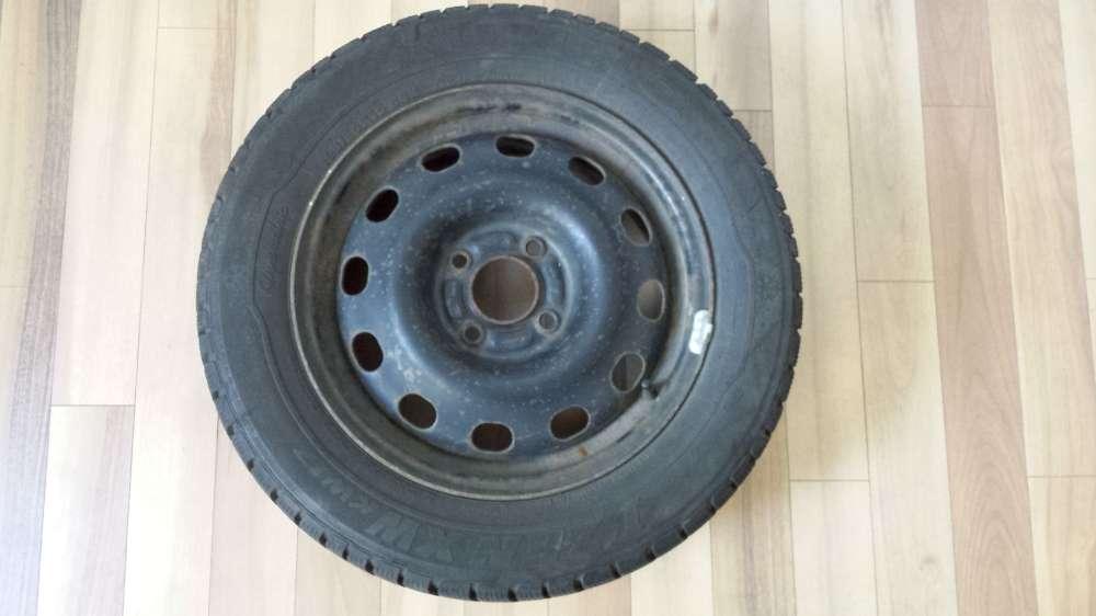 1x Stahlfelge Winterreife für Ford Mondeo 6Jx15  ET:49.5  195/60 R15 88H