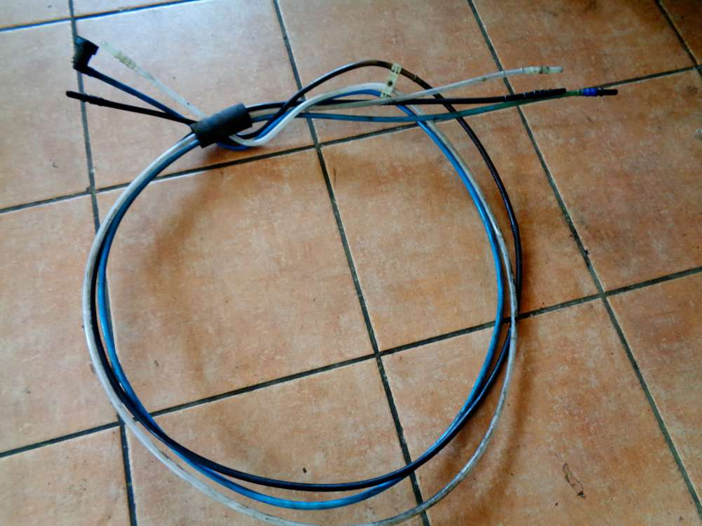 Seat Ibiza 6K Kraftstoffleitung Kraftstoffrohre 6K0201997 / 6K0201215E