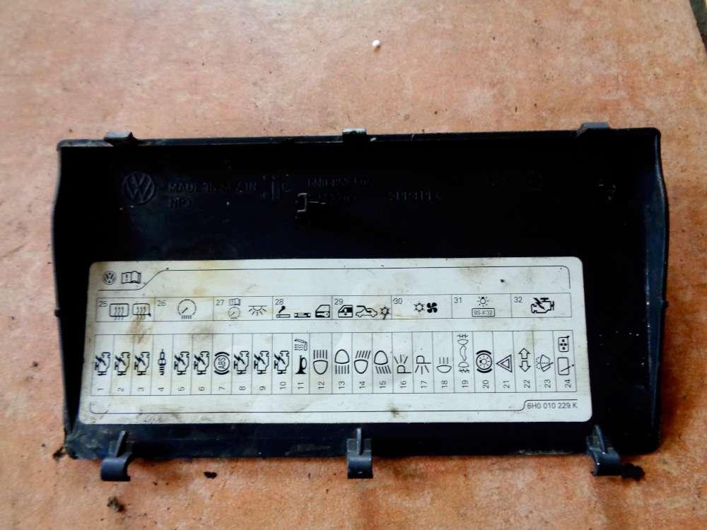VW Polo 6N Abdeckung Sicherungskasten 6N0857506