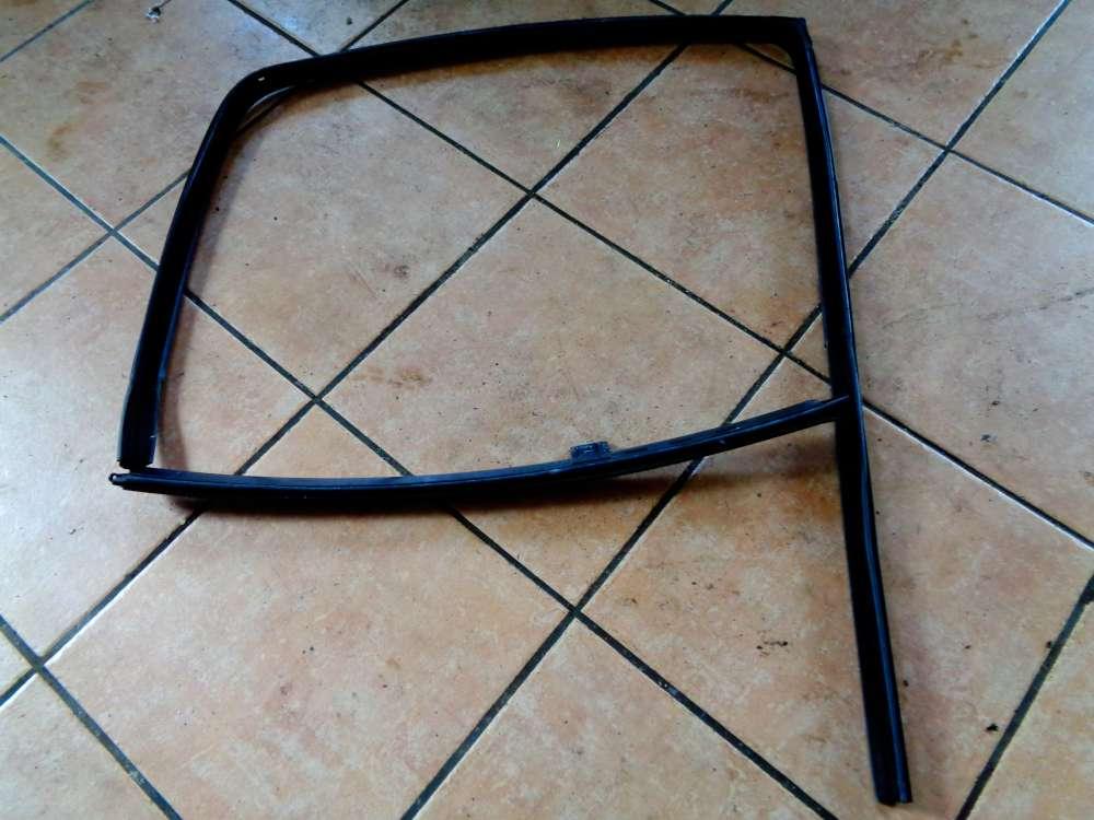 Opel Astra G Bj:1999 Fensterdichtung Scheibendichtung Dichtung Hinten Rechts 24427431