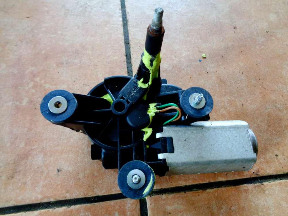 Fiat Idea Bj 2008 Wischermotor Hinten 2596007030