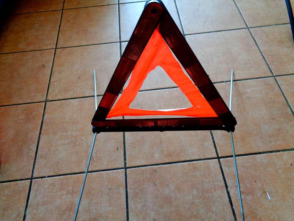 Auto Warndreieck Triangle