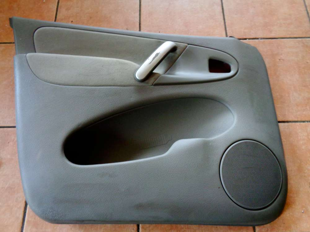 Citroen Xsara Picasso Bj:2001 Türverkleidung Türpappe Vorne Links 9634424677