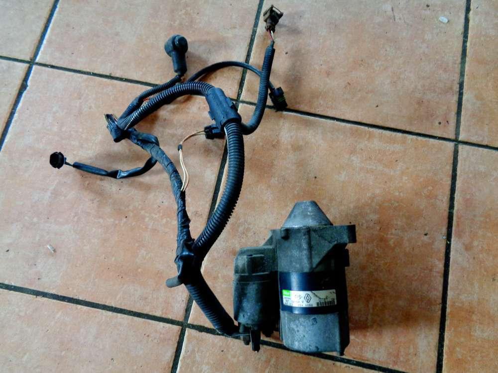 Renault Kangoo KC Bj:2001 Anlasser 865213864608G