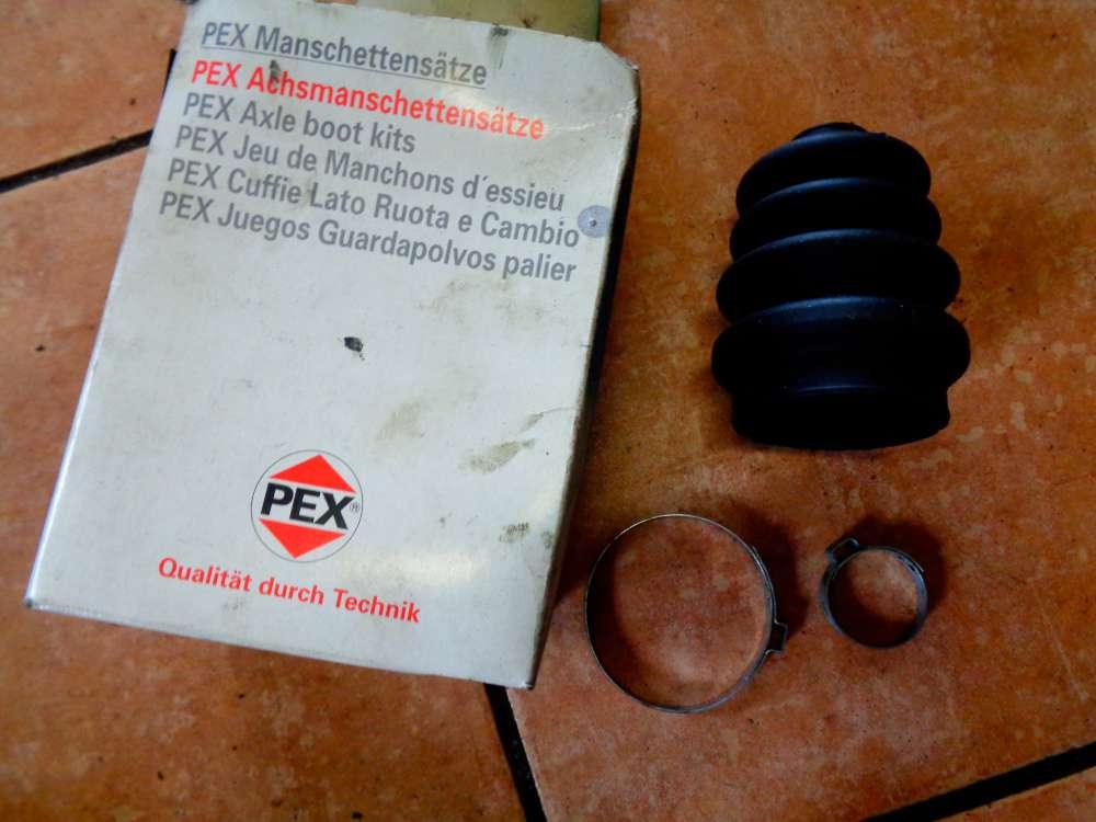 PEX Achsmanschette Faltenbalgsatz Antriebswelle Neuteil 8.063