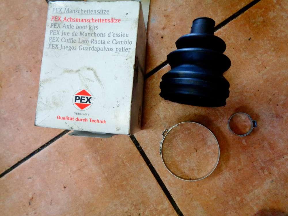 PEX Achsmanschette Antriebswelle Faltenbalgsatz Neuteil 8.061