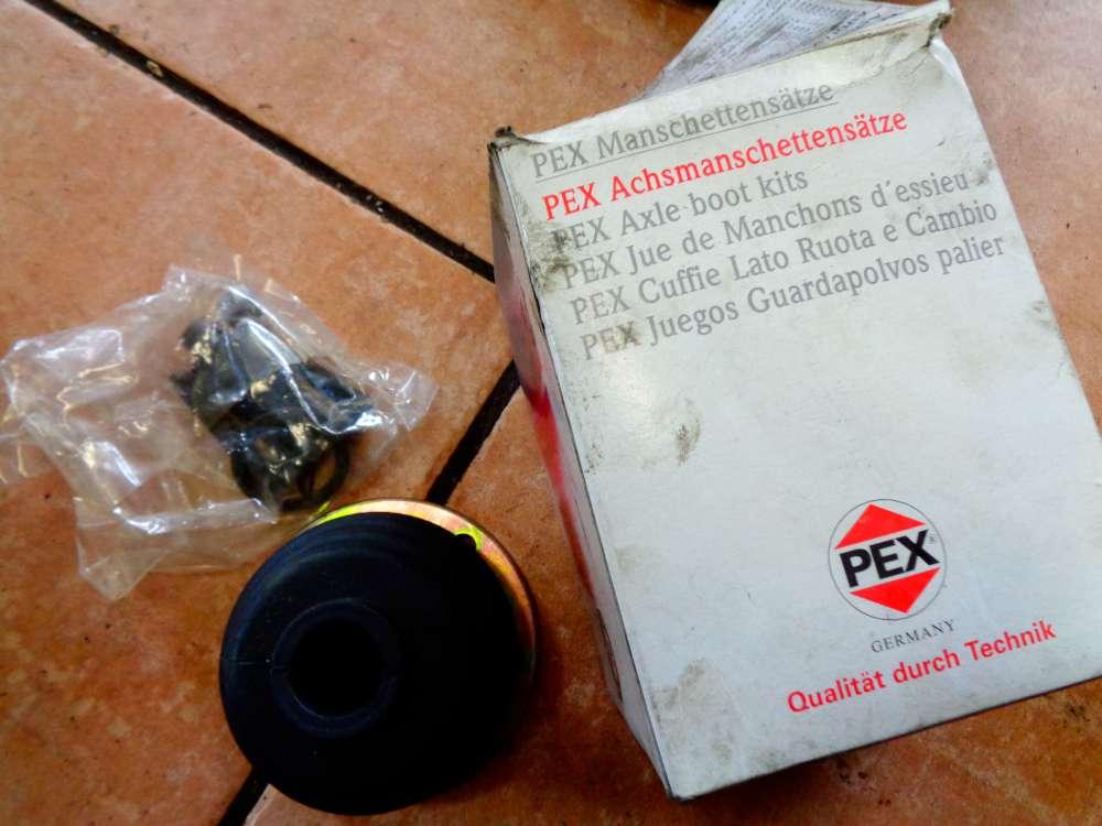 PEX Achsmanschette Antriebswelle Faltenbalgsatz Neuteil 8.001