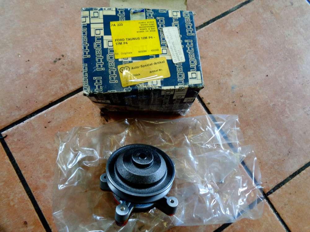 Ford Taunus Original Wasserpumpe 603089 - 405398